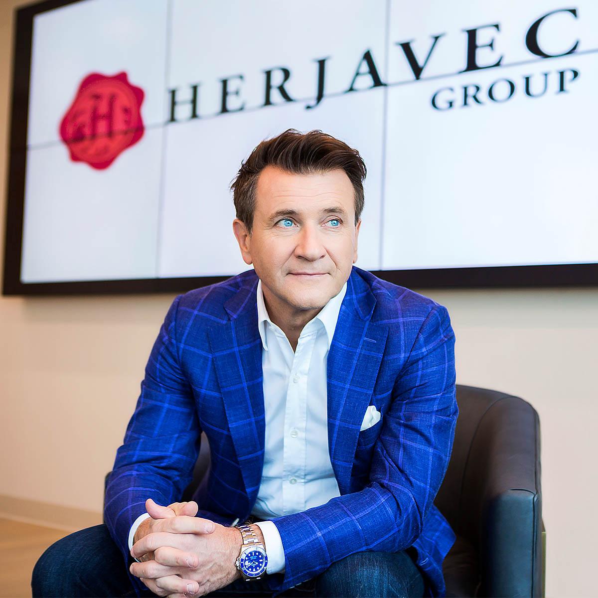 Robert Herjavec Herjavec Group
